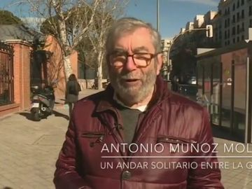 """Antonio Muñoz Molina publica """"Un andar solitario entre la gente"""""""
