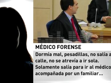 La médico que examinó a los agredidos en Alsasua dice que sus heridas eran compatibles con una paliza