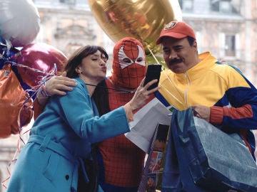 """Andrea y Maduro conquistan Madrid al más puro estilo """"Pretty Man"""""""
