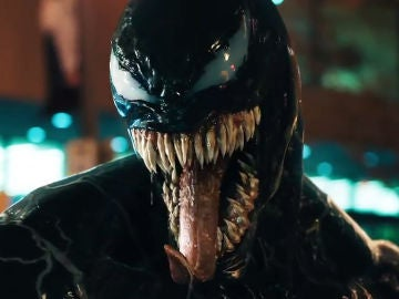 Tom Hardy como 'Venom'