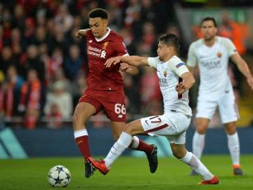 Partido  Liverpool - Roma