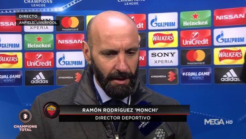 """Monchi: """""""