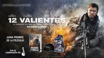 Concurso '12 valientes'