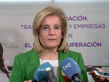 """Bañez: """" la fortaleza de la caja única es la garantía de todos los pensionistas de España"""""""