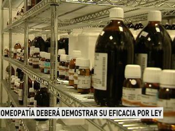 La homeopatía deberá demostrar su eficacia por ley