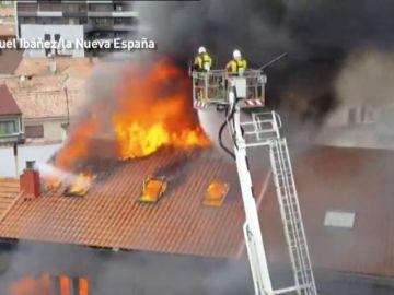 Deniegan una indemnización por la muerte de un bombero porque habría actuado de forma temeraria