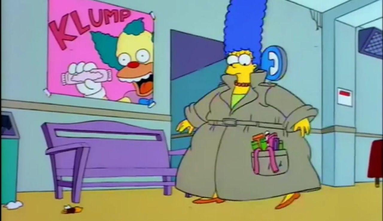 'Los Simpson' predicen el vídeo de la acusación de robo a Cifuentes