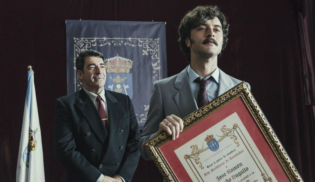 Sito Miñanco es nombrado hijo predilecto de Cambados