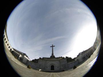 Vista general del Valle de los Caídos (Archivo)