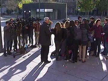 El duelo de los abogados durante el juicio a La Manada