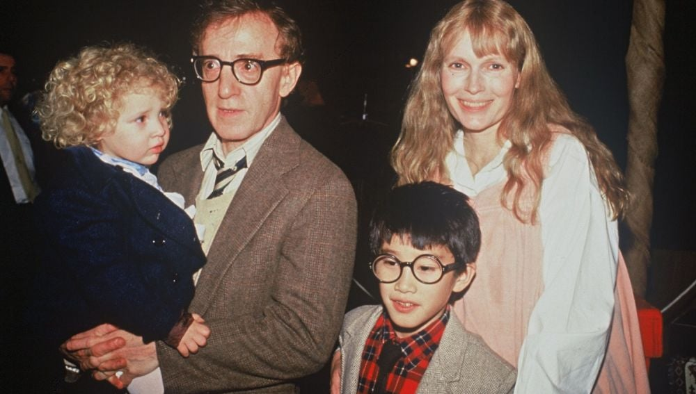 La familia Allen-Farrow