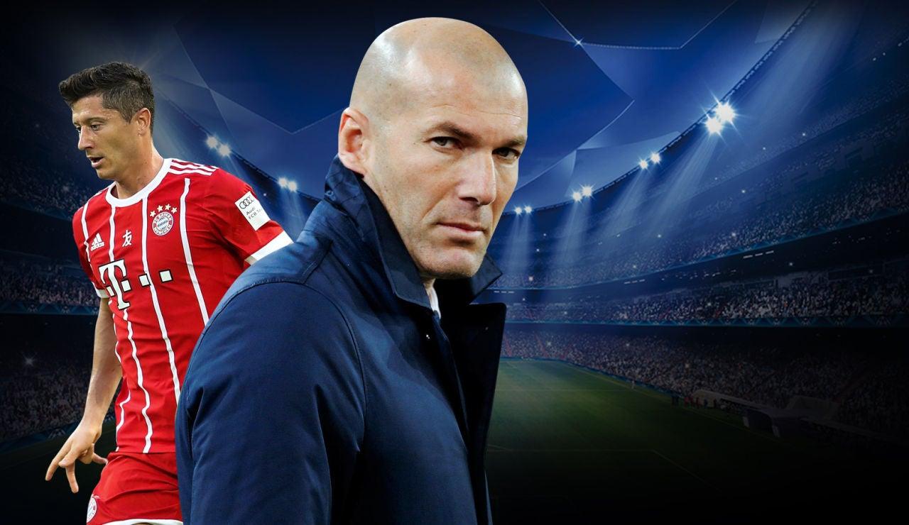 Bayern-Real Madrid en Atresmedia