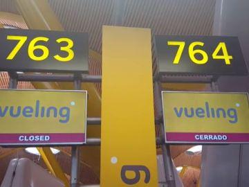 Vueling afronta la primera jornada de huelga de pilotos