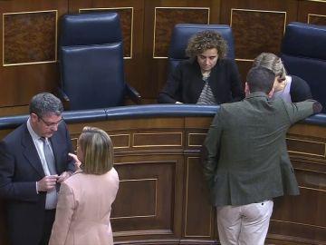 Así se ha vivido en el Congreso la dimisión de Cristina Cifuentes