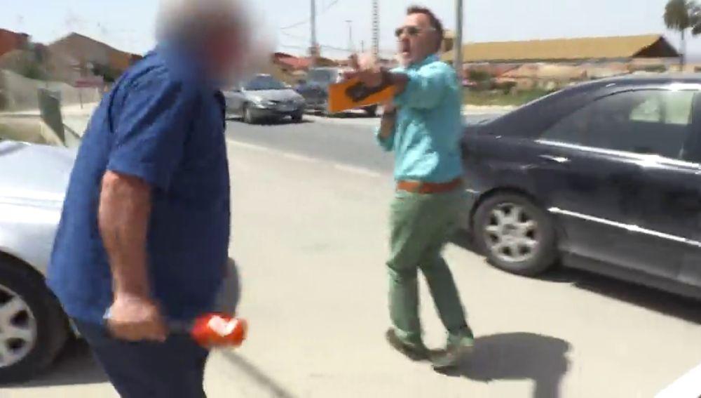 Periodistas agredidos en Murcia