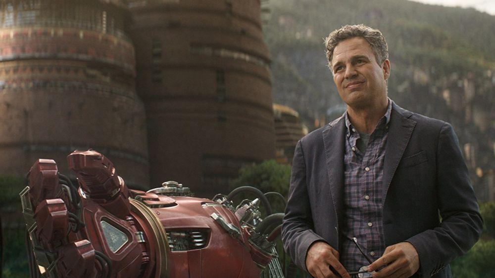 Mark Ruffalo en 'Vengadores: Infinity War'