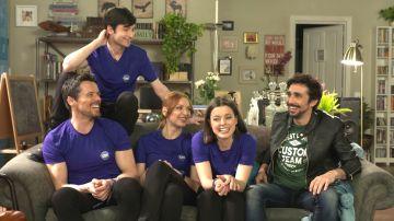 Un youtuber infiltrado y el Salva-salvador en el 'Sofá de Élite'