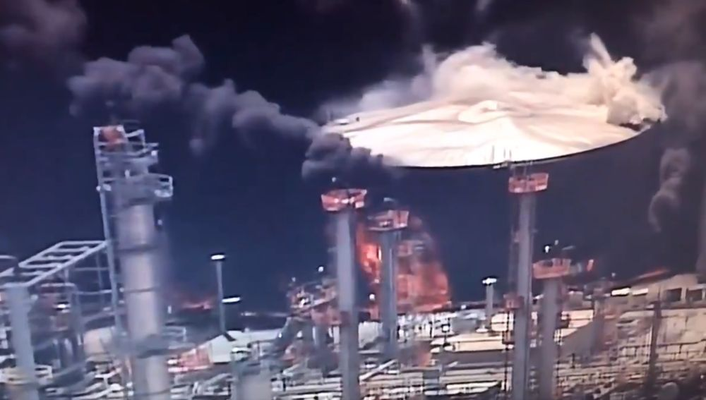 Explosión en una refinería de Wisconsin en EE.UU.