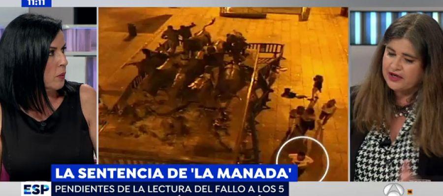 Antena 3 tv la bronca entre luc a etxebarr a y beatriz for Antena 3 espejo publico hoy