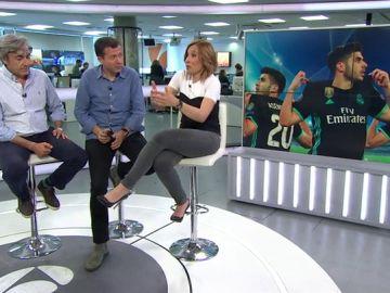 """Tertulia Champions: """"Lucas y Asensio deben ser titulares en el Real Madrid"""""""