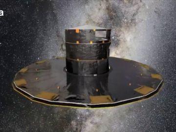 La sonda Gaia realiza el mapa tridimensional más completo de la vía láctea