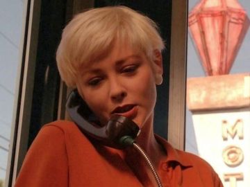 Pamela Gidley, actriz de 'Twin Peaks'