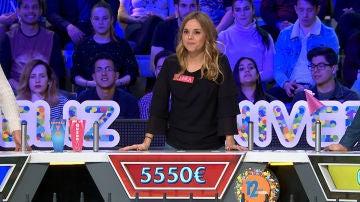 La impecable jugada de Clara con la que consigue más de 5.000€