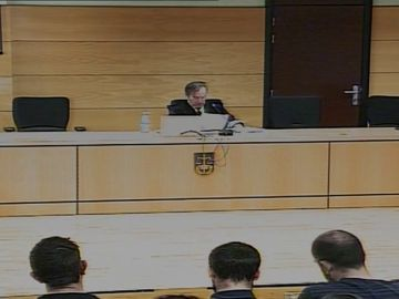 Lectura sentencia: Ángel Boza