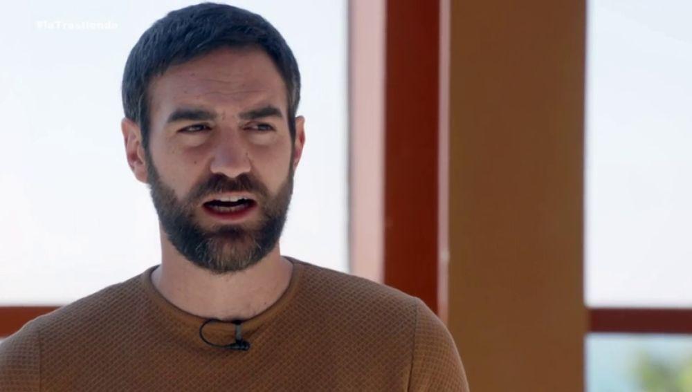 """Jon Plazaola: """"La pareja de Iñaki y Cristobal funciona mucho por el contraste"""""""