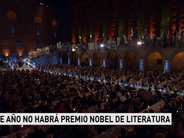 La Academia Sueca no entregará el Nobel de Literatura este año por el escándalo de filtraciones y supuestos abusos sexuales