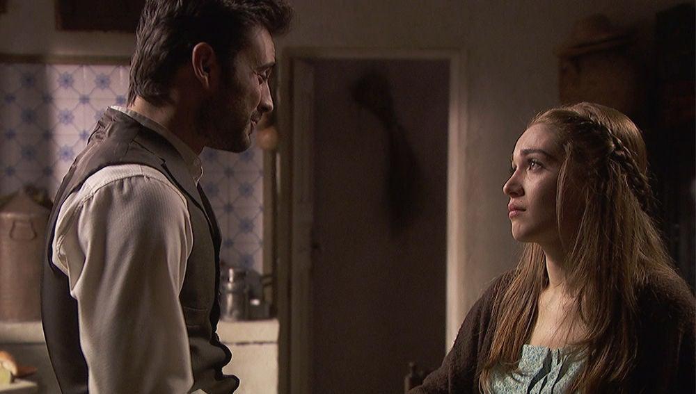 Julieta y Saúl lucharán por su amor lejos de 'Puente Viejo'