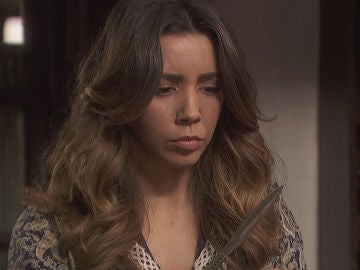 Emilia protegerá a su familia para que nadie vuelva a hacerle daño
