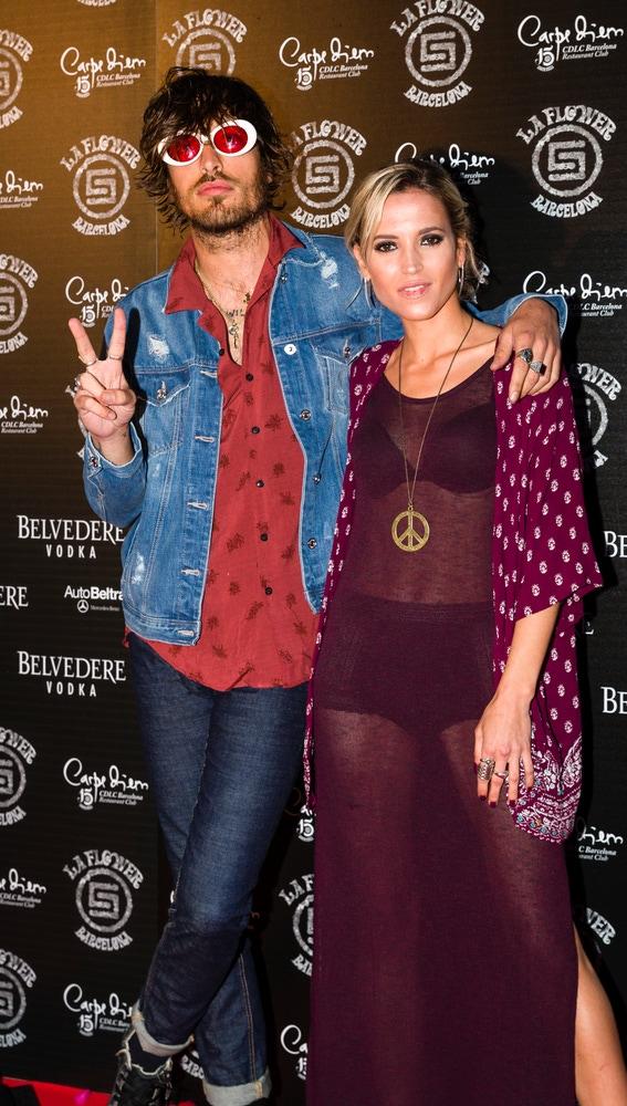 Adrián Roma y Ana Fernández