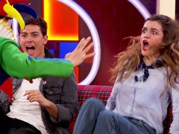 El viernes, estreno de 'La noche de Rober' con la última y sorprendente entrevista antes de Eurovisión de Amaia y Alfred