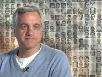 El periodista de Antena 3 Noticias, Juan Francisco Palomo, apuesta por informar desde la verdad para no olvidar