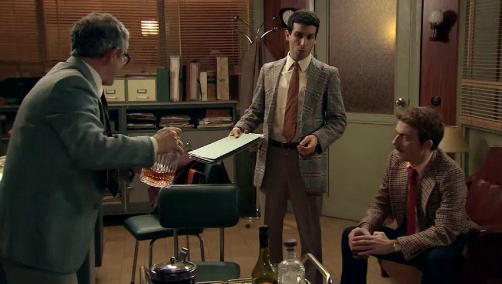 Ignacio, un inexpero detective al cargo de una peligrosa investigación