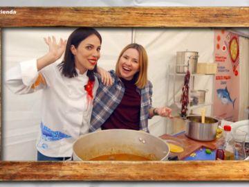 Descubrimos las dotes culinarias de Nerea Garmendia