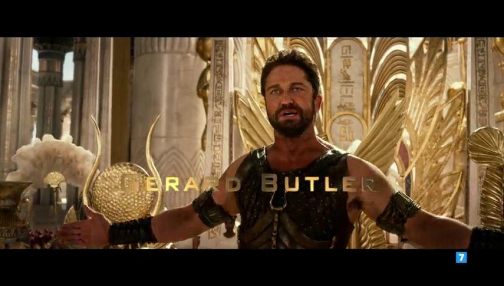 El Peliculón de Antena 3 estrena 'Dioses de Egipto'