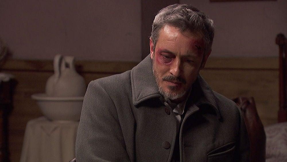 """Alfonso, furioso, se enfrenta a Emilia: """"No quiero tu compasión, ni tu lástima, quiero la verdad"""""""