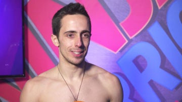 """Javier Cano, segundo finalista del programa: """"Estoy contando las horas para volver a 'Ninja Warrior' 2019"""""""