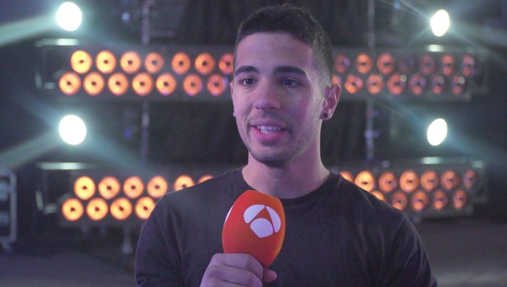 """Sergio Verdasco, el ganador de la primera edición de 'Ninja Warrior': """"Un mínimo error te puede dejar fuera y eso me ha pasado"""""""