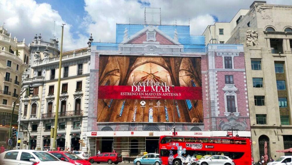 'La Catedral del Mar' llega este mes de mayo a Antena 3