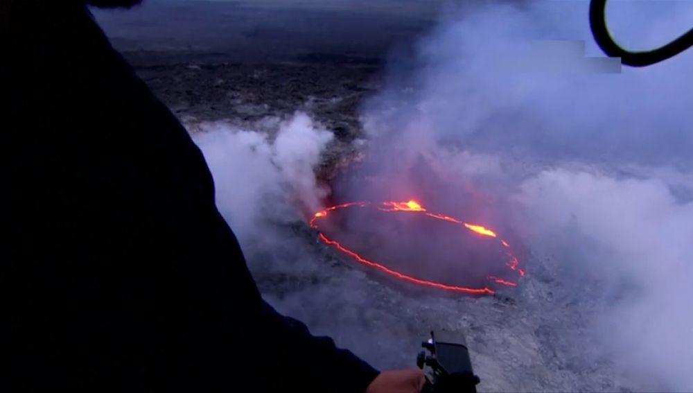 La erupción del volcán Kilauea provoca la evacuación de 1.700 personas en Hawai