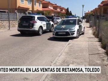 Muere una mujer y un menor resulta herido tras un tiroteo en la vía pública en Las Ventas de Retamosa (Toledo)