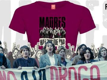 'Fariña' celebra el Día de la Madre con el sorteo de 10 camisetas muy especiales