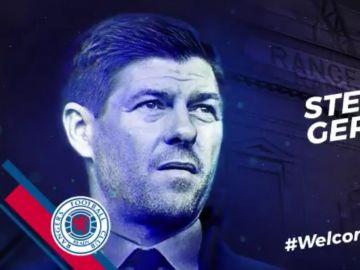 Gerrard, nuevo entrenador del Rangers
