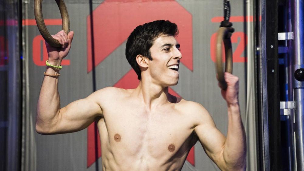 La increíble demostración de coraje de Pablo Baturone a las puertas de la final de 'Ninja Warrior'