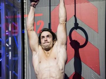 El sobresaliente recorrido de Eric López en la primera fase de la final de 'Ninja Warrior'