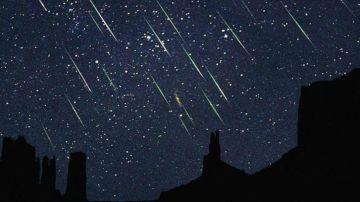 Leónidas: Lluvia de estrellas de noviembre de 2019
