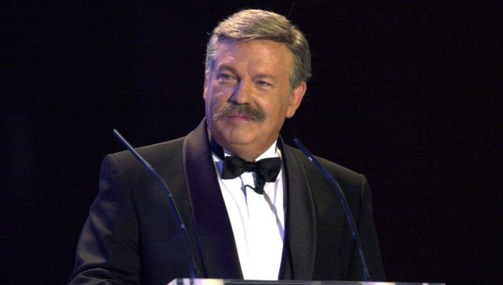 El periodista José María Íñigo en una imagen de archivo